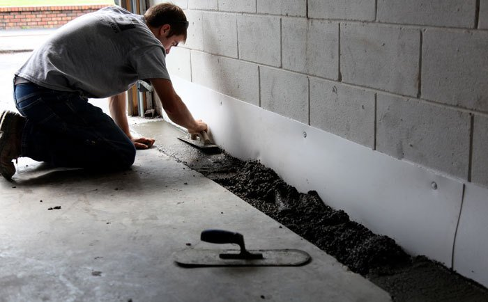DIY Basement Waterproofing | Gaithersburg | Triad Waterproofing